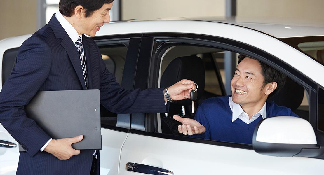 新車・中古車販売はもちろん、マイカーリースにも対応!